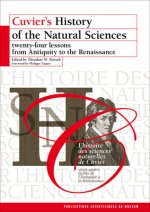 Cuvier's History of the Natural Sciences: Twenty-Four Lessons from Antiquity to the Renaissance