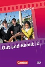 English G 21 Bd. 2 A, B und D. Out and About. DVD