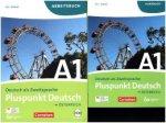 Pluspunkt Deutsch - Österreich A1: Gesamtband. Kursbuch und Arbeitsbuch mit CD
