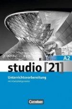 Studio 21 A2 Příručka učitele