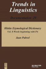 Hittite Etymological Dictionary 8