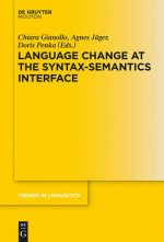 Language Change at the Syntax-Semantics Interface