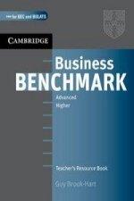Business Benchmark. C1. BEC and BULATS. Higher Edition. Teacher's Resource Book