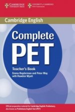 Complete PET. Teacher's Book