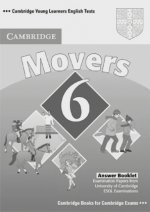 Cambridge Young Learners English Test 6. Movers. Answer Booklet
