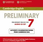 Cambridge Preliminary English Test 7 / 2 Audio CDs