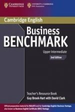 Business Benchmark 2nd Edition / Teacher's Resource Pack BEC & BULATS Upper-Intermediate B2
