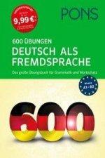 PONS 600 Übungen Deutsch als Fremdsprache