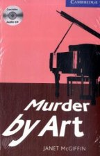 Murder by Art. Buch mit 3 Audio-CDs