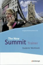 The New Summit. Trainer - Students' Workbook. Niedersachsen