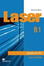 Laser B1. Updated for PET. Student's Book + CD-ROM