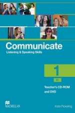 Communicate 01. Teacher's CD-ROM and DVD Package