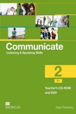 Communicate 02. Teacher's CD-ROM and DVD Package