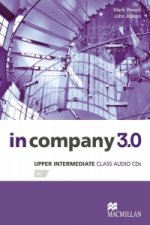 Upper-Intermediate: in company 3.0. Audio-CDs