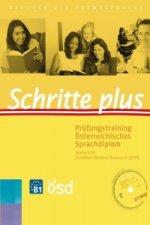 Schritte plus. Prüfungstraining Österreichisches Sprachdiplom Deutsch B1 ZDÖ