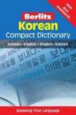 Berlitz Compact Dictionary Korean