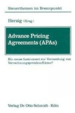 Advance Pricing Agreements (APAs)