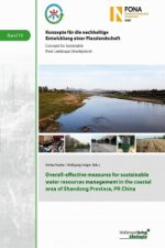 Overall-effective measures for sustainable water resources management in the coastal area of Shandong Province, PR China.