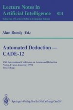 Automated Deduction, Cade-12