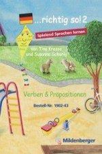 ... richtig so! 2 - Spiele für den Deutsch-Förderunterricht und für Deutsch als Fremdsprache