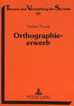 Orthographieerwerb