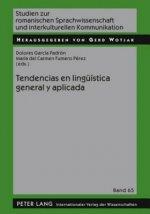 Tendencias en lingüística general y aplicada