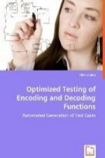 Optimized Testing of Encoding and Decoding Functions
