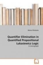 Quantifier Elimination in Quantified Propositional Lukasiewicz Logic