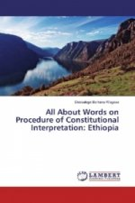All About Words on Procedure of Constitutional Interpretation: Ethiopia