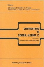 Contributions to General Algebra 15