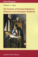 The Doctrine of Personal Subsistence: Historical and Systematic Synthesis