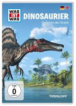 Was ist Was TV. Dinosaurier / Dinosaurs. DVD-Video