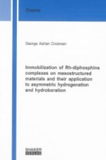 Immobilization of Rh-diphosphine complexes on mesostructured materials and their application to asymmetric hydrogenation and hydroboration