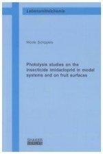 Photolysis studies on the insecticide imidacloprid in model systems and on fruit surfaces