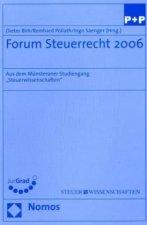 Forum Steuerrecht 2006