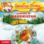 Geronimo Stilton 12. Camping in Mausikistan