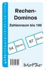 Rechen-Dominos. Zahlenraum bis 100