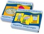 Bildkarten zur Sprachförderung: PAKET Adjektive