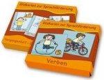 Bildkarten zur Sprachförderung: Verben. Paket
