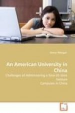 An American University in China