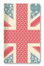 Collegetimer A5 day by day Union Jack 2016/2017