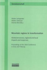 Mountain regions in transformation