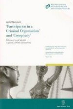 'Participation in a Criminal Organisation' and 'Conspiracy'