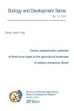 Carbon sequestration potential of land-cover types in the agricultural landscape of eastern Amazonia, Brazil