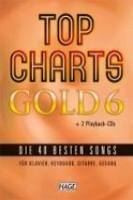 Top Charts Gold 06. Mit 2 Playback CDs