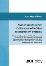Numerical efficiency calibration of in vivo measurement systems : Monte Carlo simulations of in vivo measurement scenarios for the detection of incorp