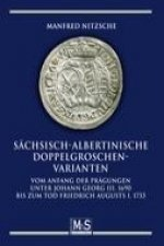 Sächsisch-albertinische Doppelgroschen-Varianten