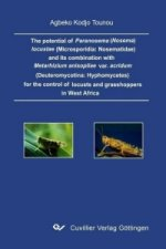 The potential of Paranosema (Nosema) locustae (Microsporidia: Nosematidae) and its combination with Metarhizium anisopliae var. acridum (Deuteromycoti