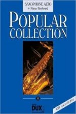 Popular Collection 8. Saxophone Alto + Piano / Keyboard