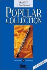 Popular Collection 8. Clarinet + Piano / Keyboard
